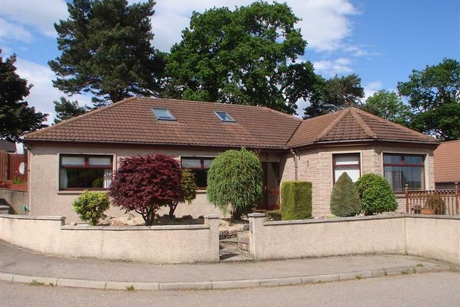 Thumbnail Detached house for sale in Springfield Gardens, Elgin