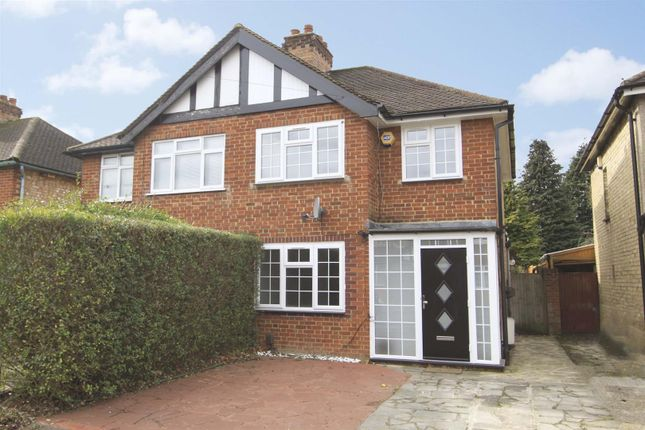 3 bed semi-detached house for sale in Glisson Road, Uxbridge
