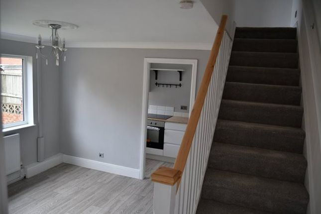 Thumbnail Terraced house for sale in Pollards Fields, Knottingley