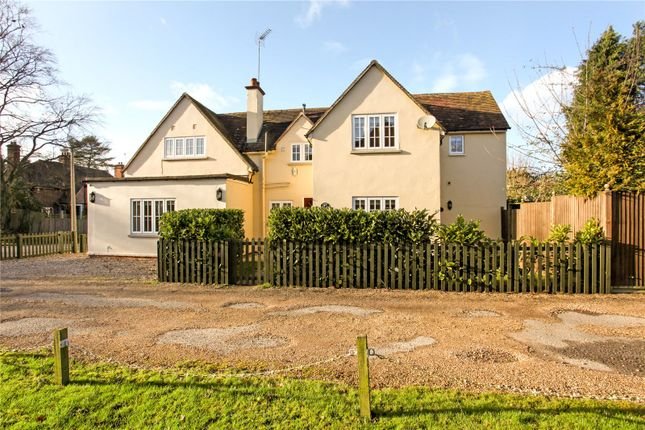 Thumbnail Detached house for sale in Charters Road, Sunningdale, Berkshire