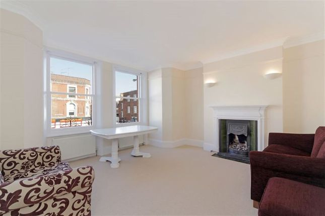 Thumbnail Flat to rent in Drive Mansions, Fulham Road, London