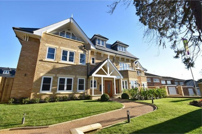 Thumbnail Flat for sale in Amaris Lodge, Old Park Road, Enfield, Middlesex
