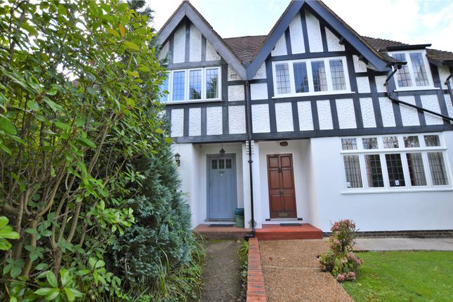 Thumbnail Semi-detached house to rent in Beulah Hill, London