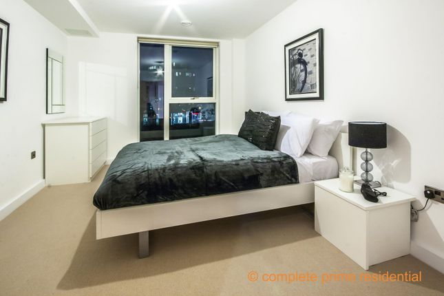 Bedroom of Babbage Point, Norman Road SE10