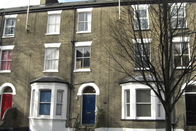 Thumbnail Shared accommodation to rent in Bateman Street, Cambridge