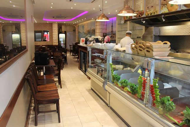 Thumbnail Restaurant/cafe for sale in Chapel Road, Ilford