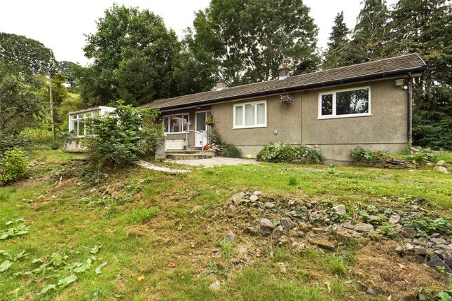 Thumbnail Bungalow for sale in Fforest Coal Pit, Abergavenny, Monmouthshire
