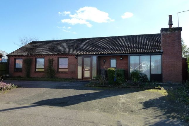 Thumbnail Detached bungalow for sale in 14 The Walnuts, Worlingham, Beccles