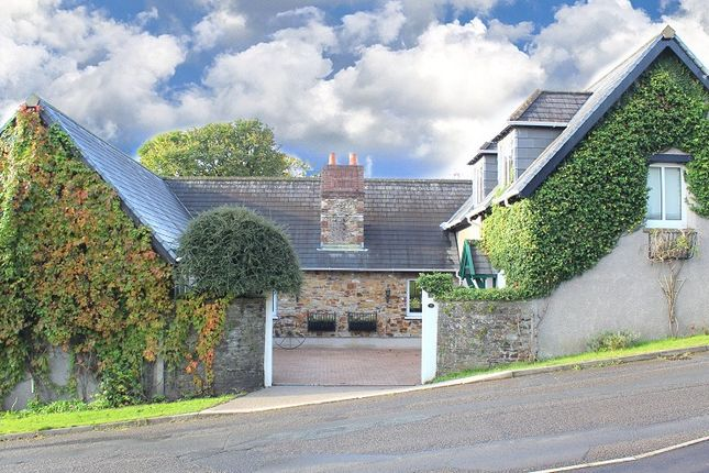 Thumbnail Detached house for sale in Owls Lodge Lane, Mayals, Swansea
