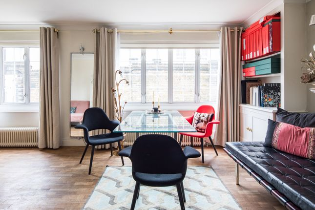 Thumbnail Town house to rent in Rutland Mews East, London