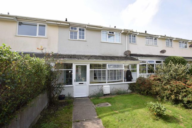 Thumbnail Terraced house for sale in St Marwenne Close, Marhamchurch, Bude