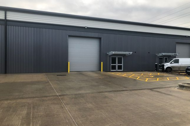 Thumbnail Industrial for sale in Unit 8 Omega Court, Phoenix Parkway, Corby, Northamptonshire