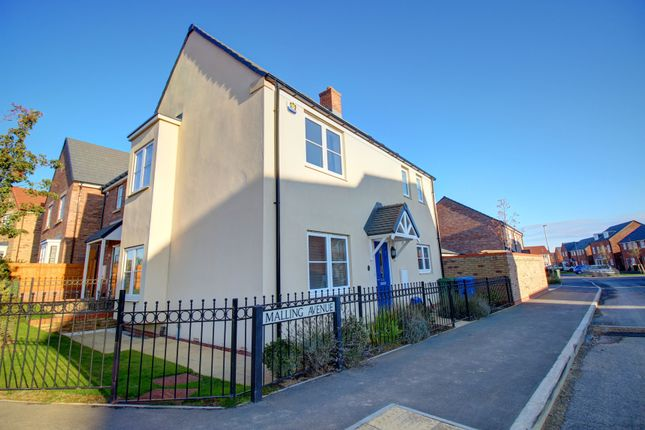 Thumbnail Semi-detached house for sale in Malling Avenue, Eastfield, Scarborough