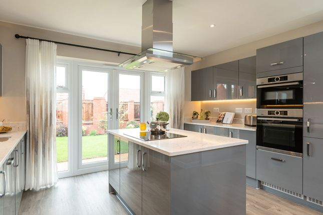 """Thumbnail Detached house for sale in """"The Berrington"""" at Taunton Road, Wellington"""