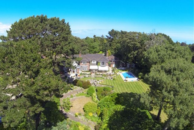 Thumbnail Detached house for sale in Lawrence Drive, Canford Cliffs, Poole, Dorset