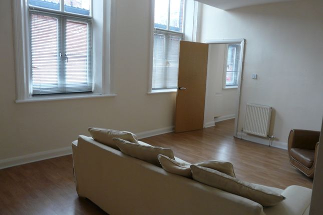 Thumbnail Flat to rent in Church Street, Ashton-Under-Lyne