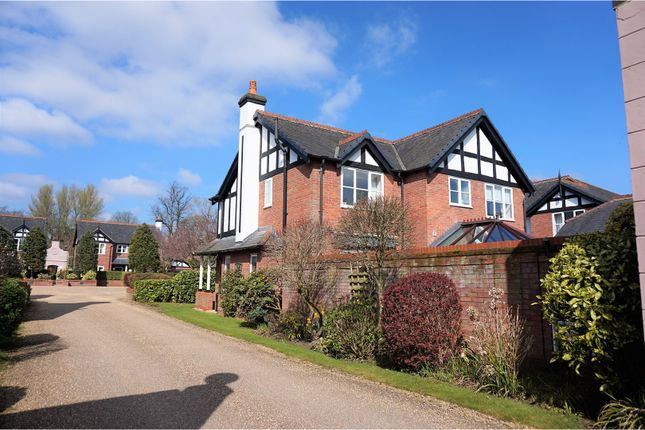 Thumbnail Detached house for sale in London Road, Bostock