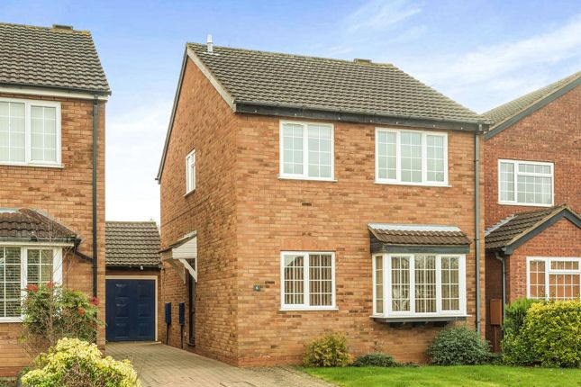3 bed detached house for sale in Valletta Way, Wellesbourne, Warwick