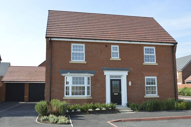 "Thumbnail Detached house for sale in ""Layton"" at Tranby Park, Jenny Brough Lane, Hessle"