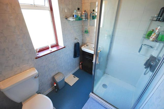 Shower & W/C of Burns Road, Wembley, Middlesex HA0