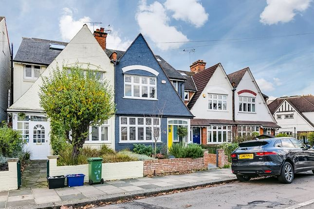 Thumbnail Semi-detached house to rent in St. Leonards Road, London