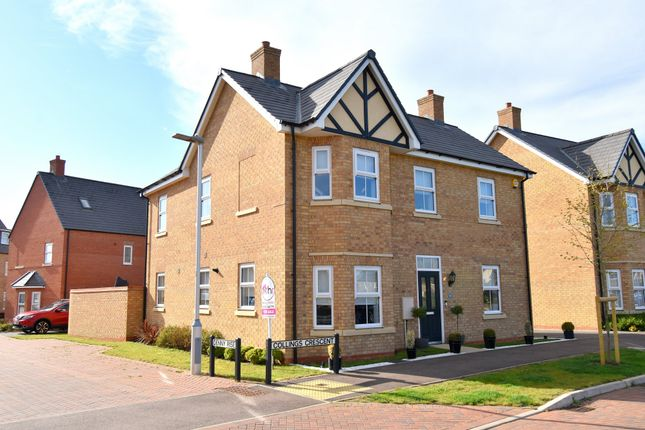 Thumbnail Detached house for sale in Collings Crescent, Biggleswade