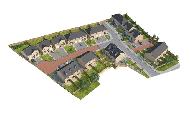 Aerial_Hse_Type of Regent, White House Farm, Holdsworth Road, Holmfield, Halifax HX2