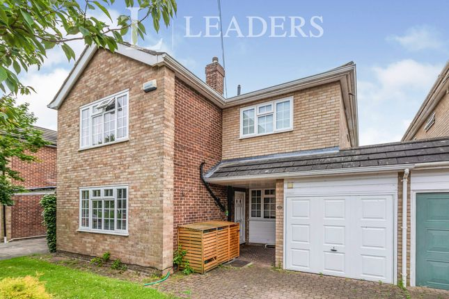 Thumbnail Detached house to rent in Field Close, West Molesey