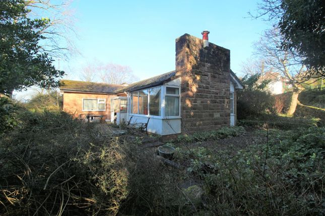 Thumbnail Detached bungalow for sale in School Hill, Heswall, Wirral