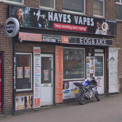 Station Road, Hayes UB3