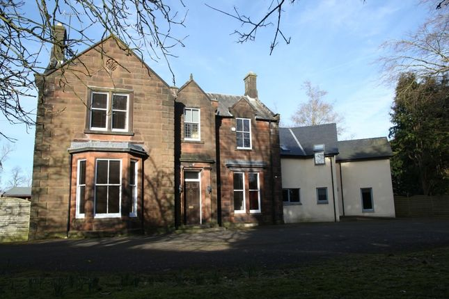 Thumbnail Detached house for sale in Lockerbie Road, Dumfries