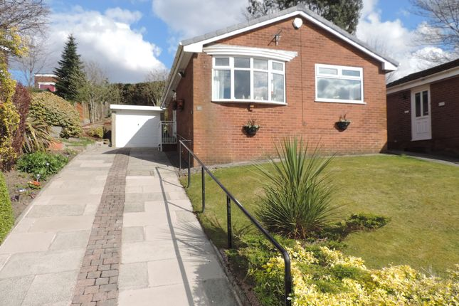 2 bed detached bungalow for sale in Bidston Close, Shaw, Oldham OL2
