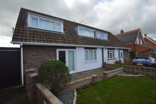 Thumbnail Property for sale in Grove Avenue, New Costessey, Norwich