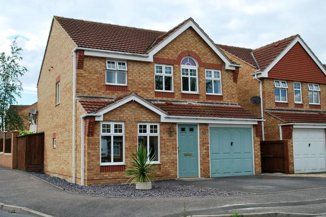 Thumbnail Detached house to rent in Cambridge Meadows, Newark