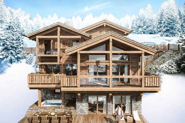Verbier Valais Switzerland 3 Bedroom Chalet For Sale