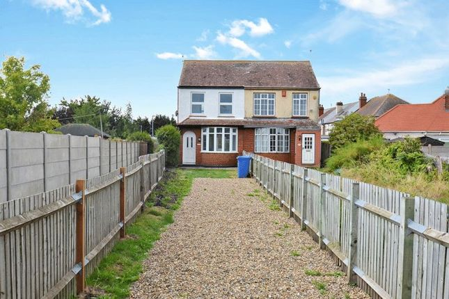 Thumbnail Semi-detached house for sale in St. Georges Avenue, Sheerness