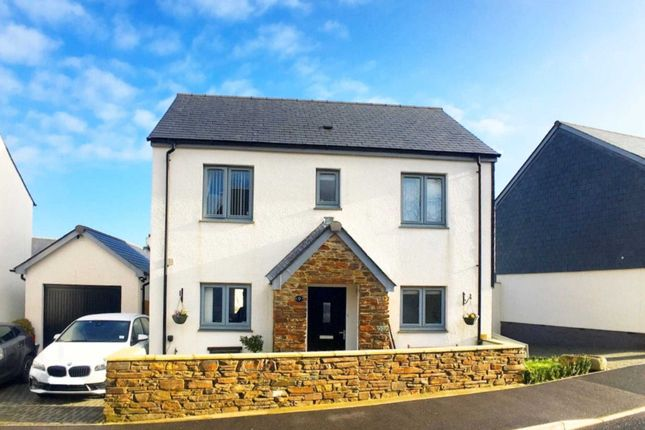 Thumbnail Detached house for sale in Middle Green, South Brent