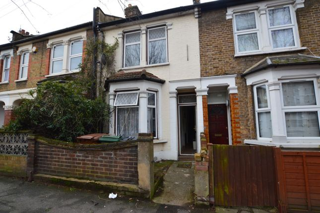 Thumbnail Terraced house to rent in St John's Road, Walthamstow