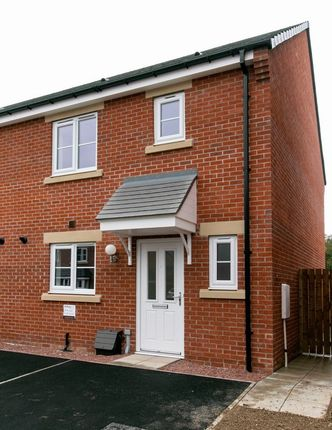 Thumbnail 3 bed semi-detached house for sale in The Salisbury, Queensgate, Stockton-On-Tees