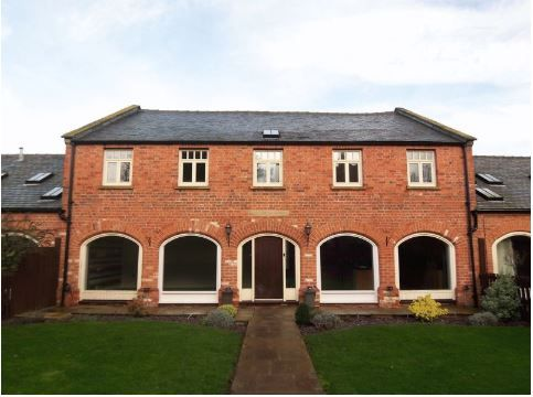 Thumbnail Terraced house to rent in Burnt Leys Farm, Steetley, Worksop