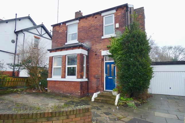 Detached House For Sale In Compstall Road Romiley Stockport