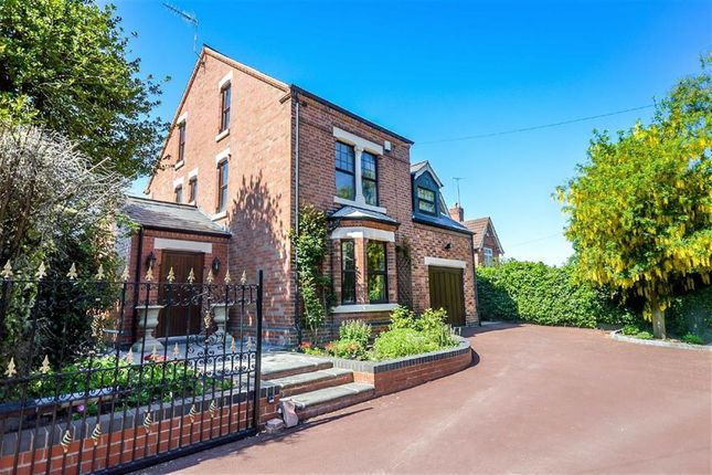 Thumbnail Detached house for sale in Old Rufford Road, Calverton, Nottingham