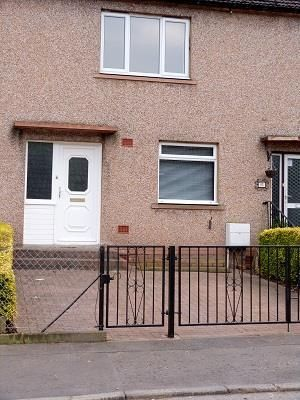 Thumbnail Terraced house to rent in Fortingall Place, Perth