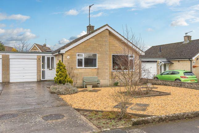Thumbnail Detached bungalow for sale in Ashley Close, Whitley, Melksham