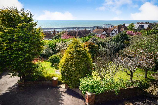Sea View of Roedean Crescent, Brighton BN2