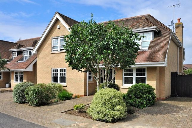 Thumbnail Detached house for sale in Bluebell Walk, High Wych Road, Sawbridgeworth