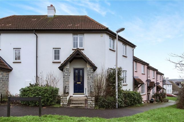 3 bed terraced house to rent in Flax Meadow Lane, Axminster, Devon EX13