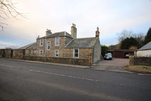 Thumbnail Detached house for sale in Lasswade