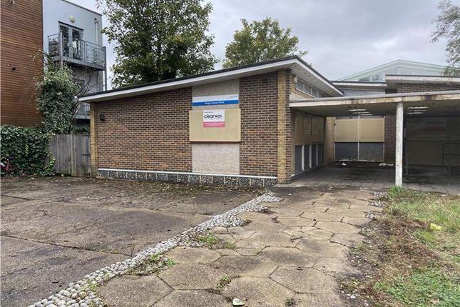 Thumbnail Land for sale in Ridge House Clinic, Church Street, Enfield, Greater London