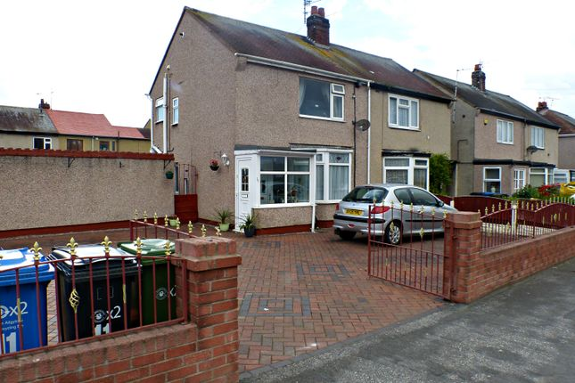 Thumbnail Semi-detached house for sale in Colin Drive, Rhyl